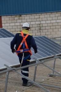 Instalaciones Fotovoltaicas en Cubierta - Porgesa