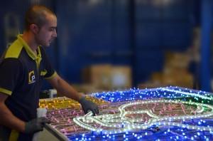 Comprar Luces LED Navidad - Porgesa