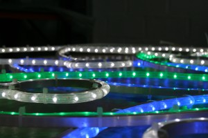Comprar Luces Navideñas LED - Porgesa