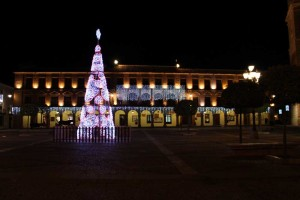 Iluminación Árbol Navidad - Porgesa