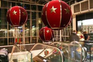 Ilumnación de Navidad para Centros Comerciales - Porgesa
