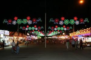 Iluminación para Ferias - Porgesa