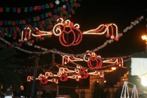 Iluminación Ferias - Porgesa