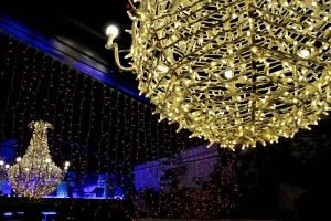 Iluminación para Fiestas - Porgesa