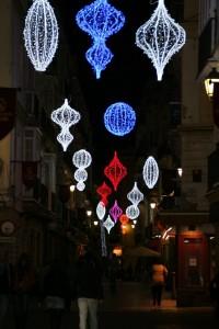 Iluminación para la navidad - Porgesa
