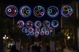 Iluminación Navidad - Porgesa