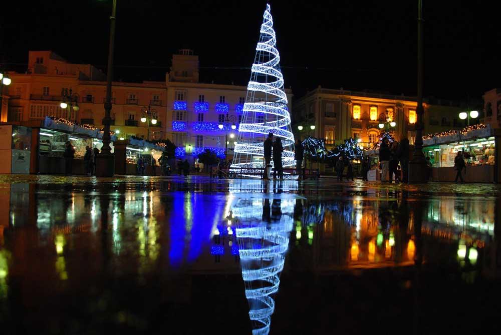 iluminaci n exterior navidad porgesa