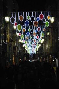 Ilumunación de Navidad - Porgesa
