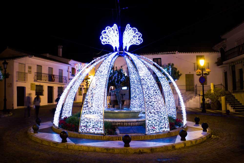 Iluminación Decorativa para Navidad | Porgesa - photo#17