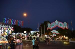 Iluminación Feria - Porgesa