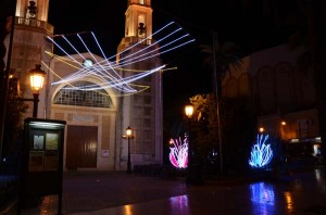 Luces de LED Navideñas - Porgesa