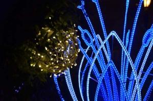 Adornos navideños de LED - Porgesa