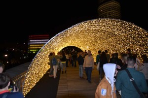 Arcos navideños - Porgesa