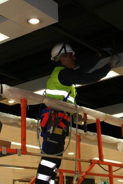 Instalaciones eléctricas industriales en Córdoba – Porgesa