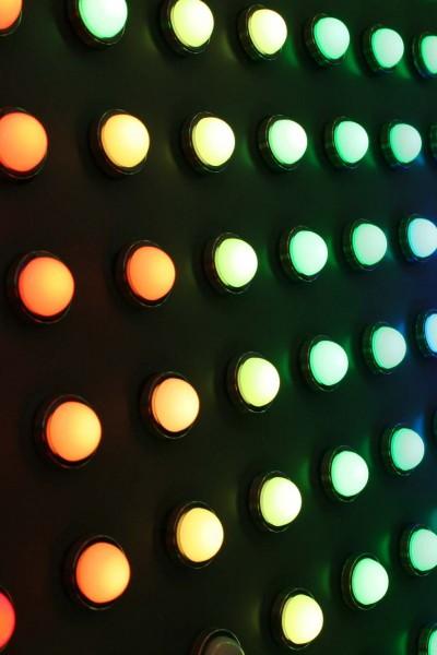 Alquiler de iluminación LED