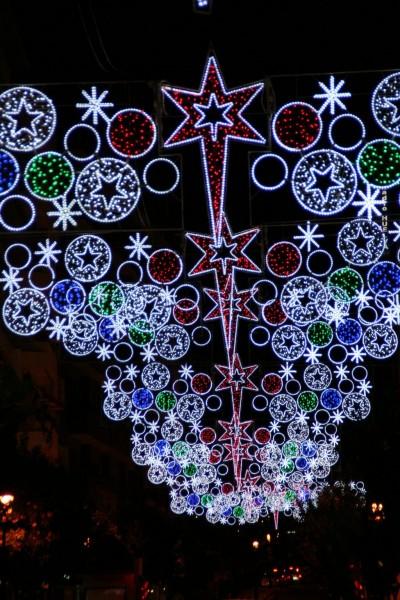 Alquiler de iluminación de navidad – Porgesa